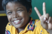 Educate Cambodian Kids Impacted by AIDS 2014-2015