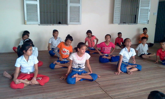 Jobs for Cambodian Youth - 2014 - Part 2