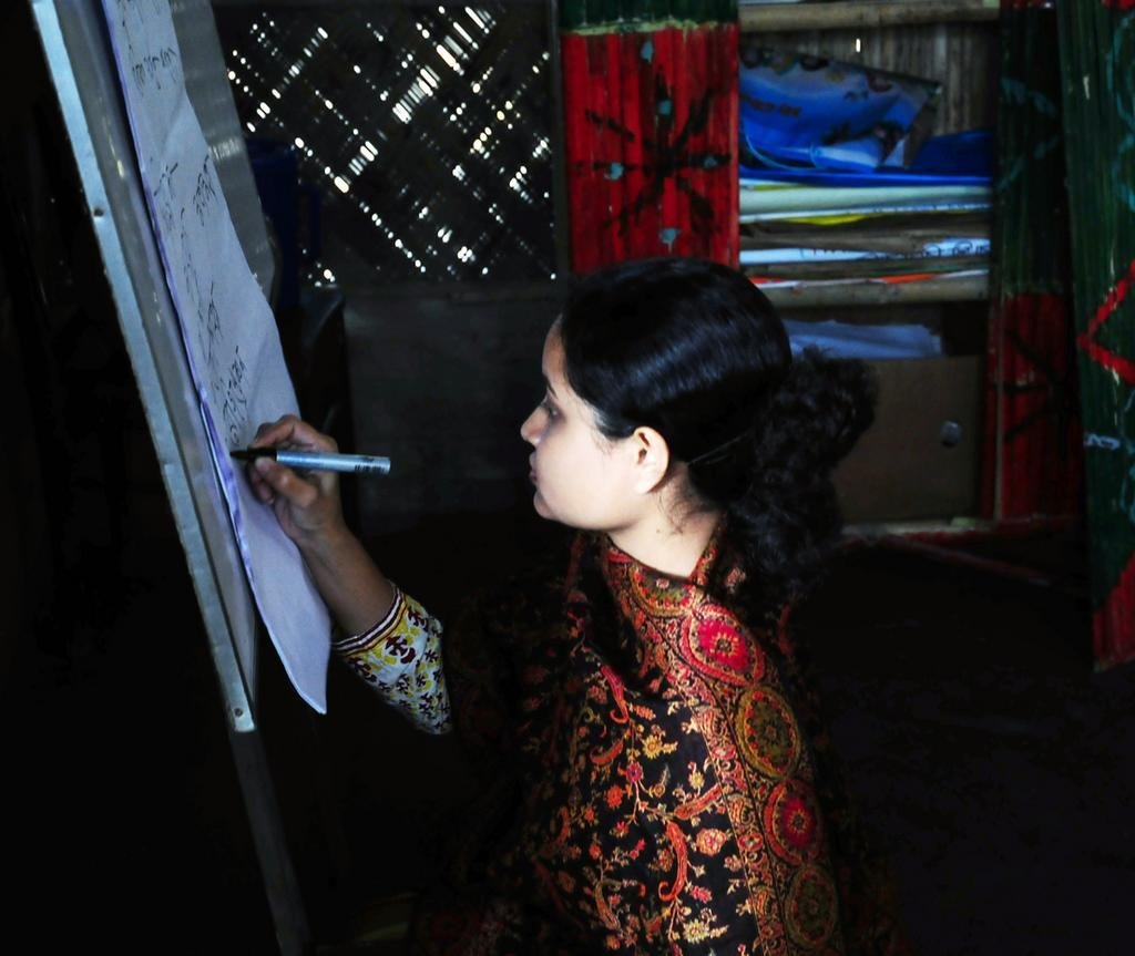 Help Women To Be Self-Sufficient in Bangladesh