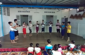 Summer Arts Camp 2014  For Disadvantaged Youth
