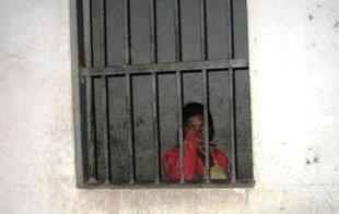 Offender in Jail