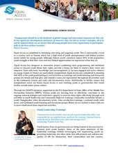 Empowering Yemeni Youth (PDF)