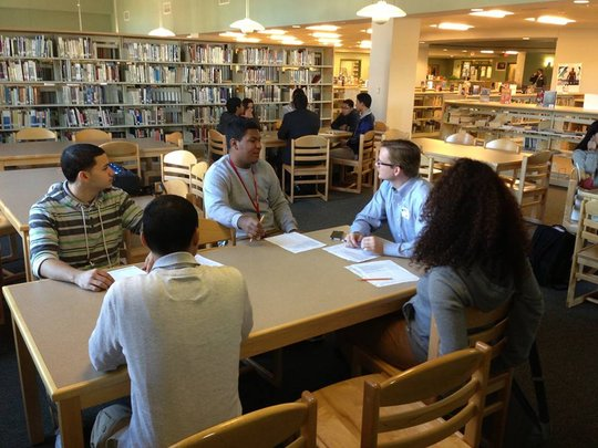 Entrepreneurship Mentoring in New England Schools