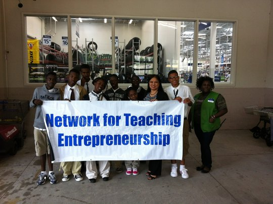 Help Baltimore Youth via Entrepreneurship Training