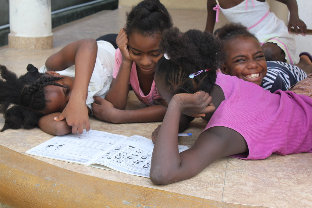 Reports On Hha39s School Vision For Kay Anj Kids Globalgiving