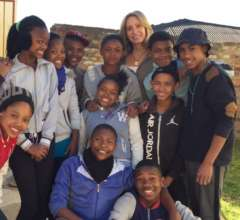 DSF Scholars and Project Director