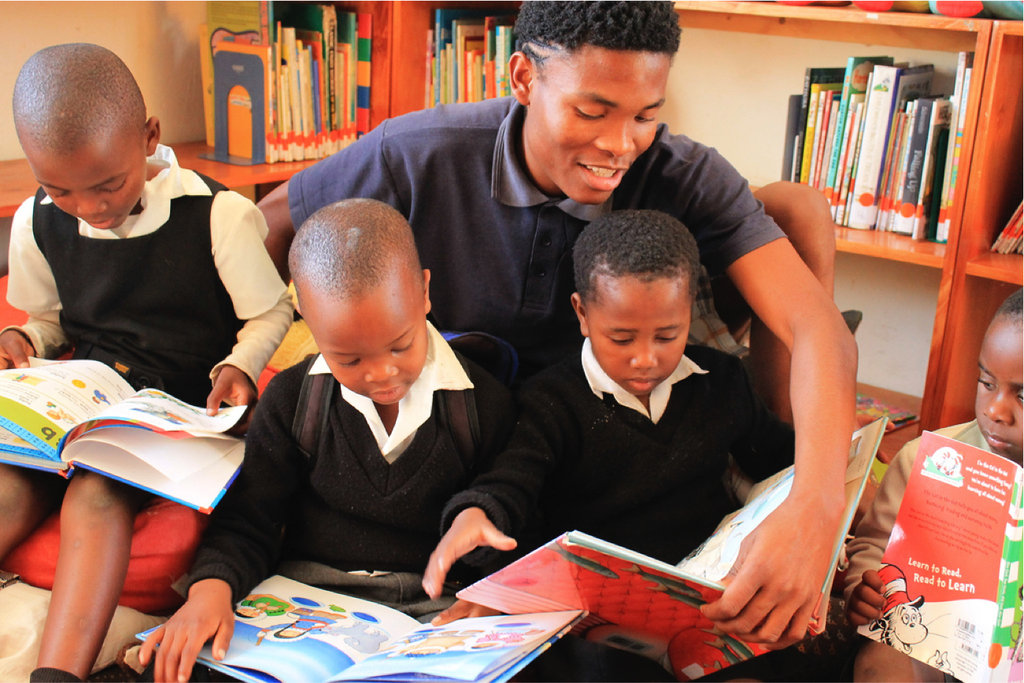 Community-based education programs in Africa