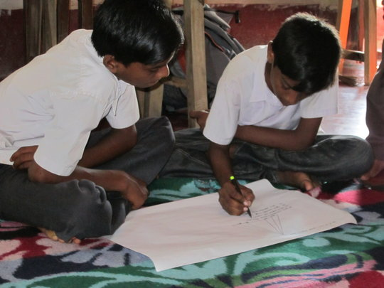 Create 20 Youth Nature Leaders in Sundarbans India