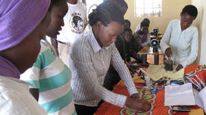 A Friend Indeed - tailoring training