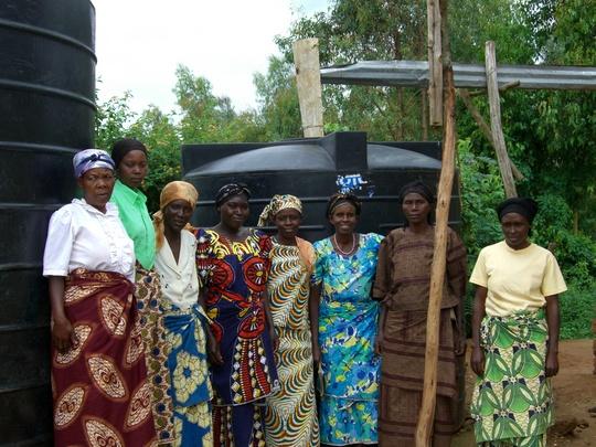 Rwandan women
