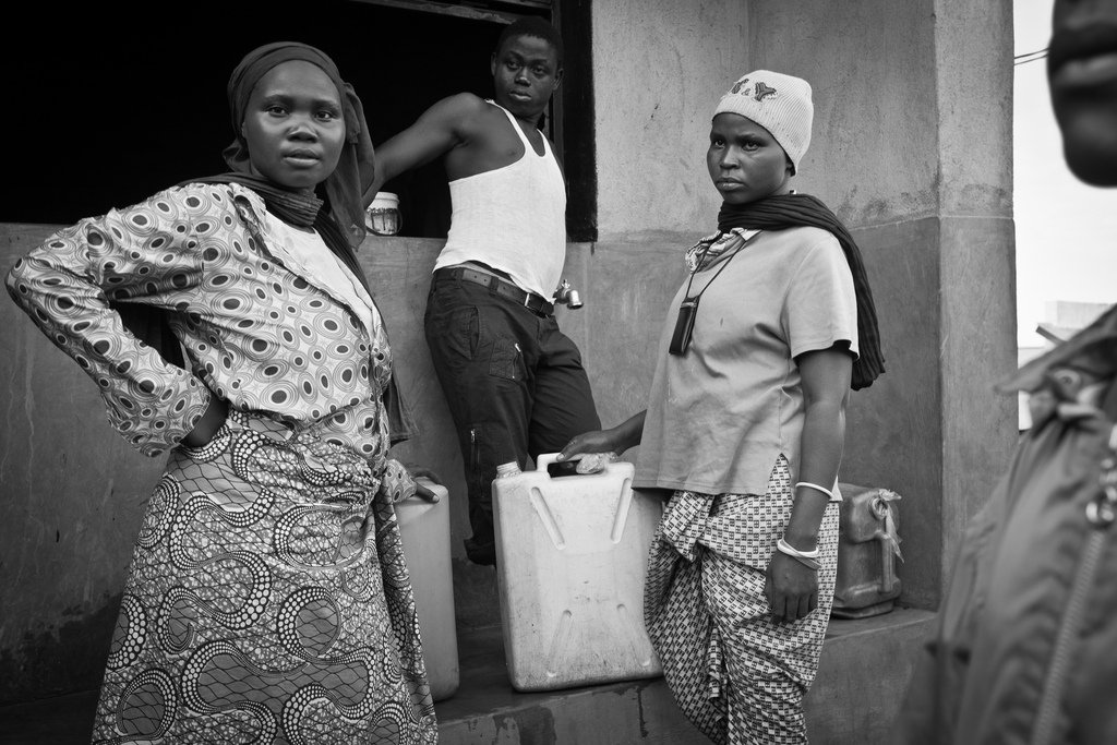Many Rwandans lack easy access to clean, safe water. The women pictured here used to have to walk miles every day to the well, a time consuming and often dangerous chore. But thanks to the social venture Have a Good Life, these women now have access to clean, safe water right in their village.