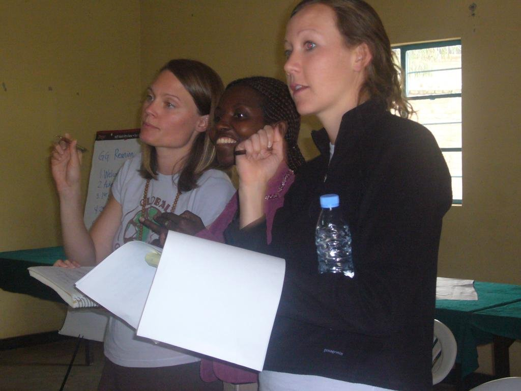 Help Vulnerable Women Become Leaders of Change