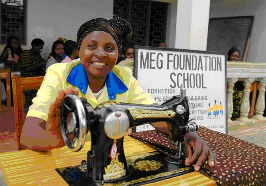 90 Former Prostitutes Learn New Life Skills