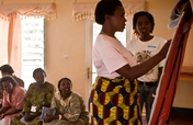 Help Vulnerable Women Become Leading Change Agents