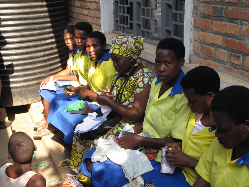 90 prostitutes learn new skills. Venture: Meg Foundation