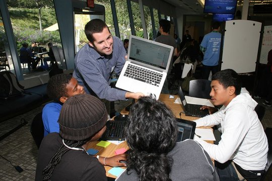 Mentors for Young Bay Area Entrepreneurs