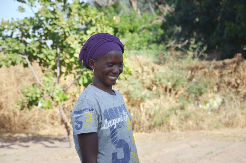 CREATE! helps Adji Sall work in her own community