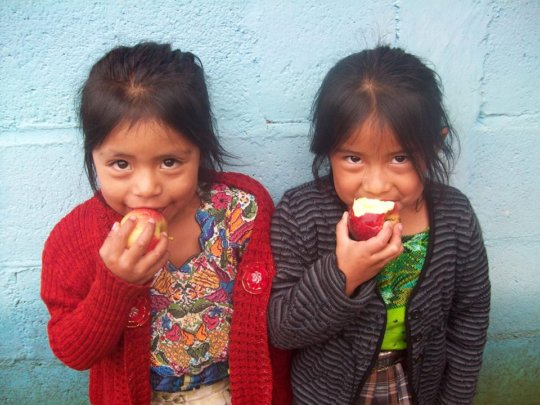 Feed 200 Neglected Elderly in Guatemala