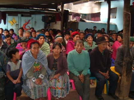 Plan Ancianos starts in a new community