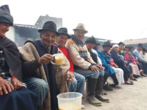 Feed 200 Neglected Elderly in Guatemala