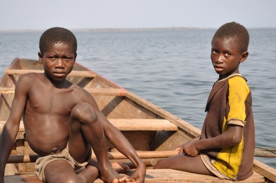 You Can Rescue a Trafficked Child in Ghana