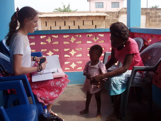 Help orphan Naa to go to School (Ghana)