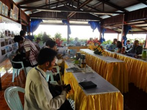 Coordination meeting with KNU,Government & others