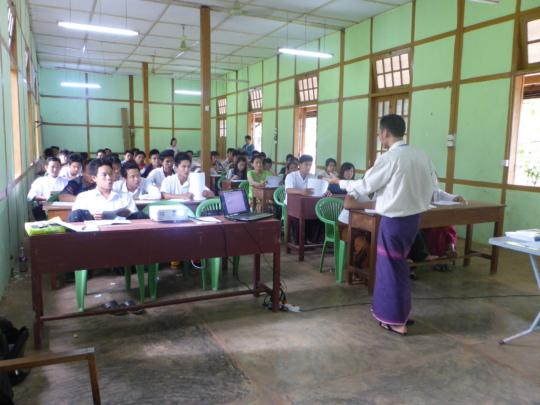 Government staff training
