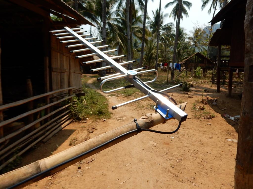 Installation of Antenna(1)