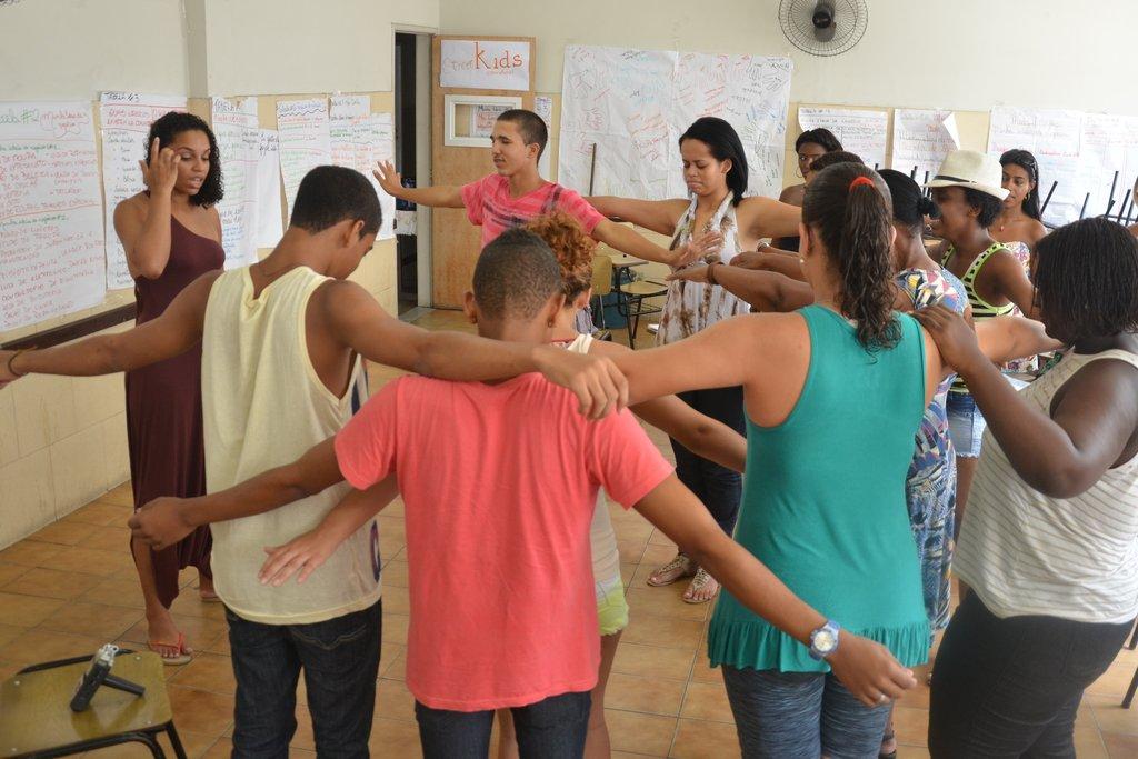 Help Street Youth in Brazil Earn a Living