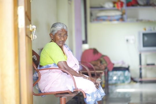 seruds oldage home giving hope to poor neglected