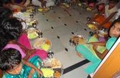 Provide Dinner for 40 Underprivileged Children