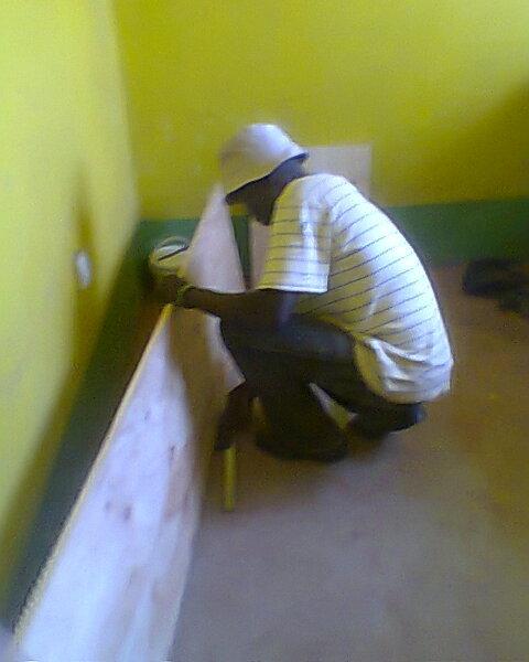 Sart of Carpentry