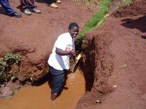 Digging spring KYC