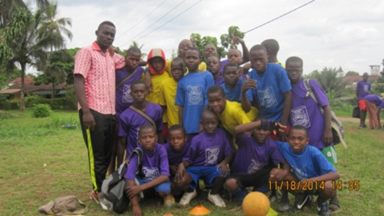 Kumba Legend FC- one of the newest teams to join