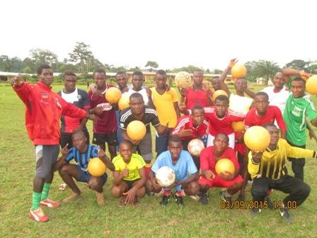 Kumba Arsenal F.C. from Fiango in Kumba