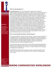 IBAP Benefits (PDF)