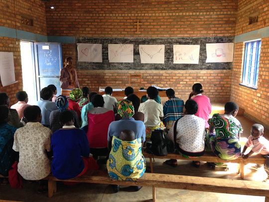 Cooperative in Ruli learning about story of self