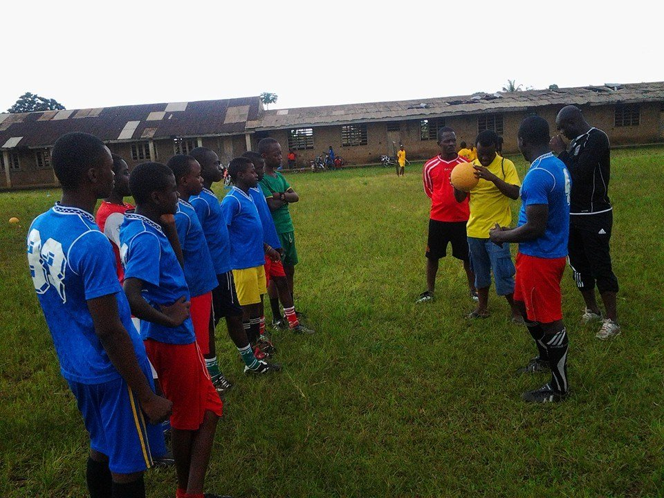 Coaches Combine Life Skills Education with Soccer