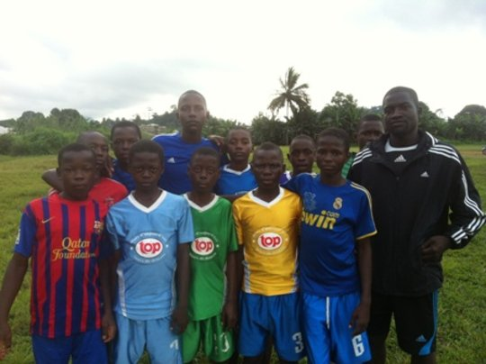 St. Peters FC, a new football club to join CFDP
