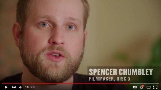 Alum Spencer Chumbley discusses RISC's impact