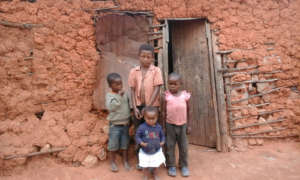 Orphaned Children Helped by NHC Kids