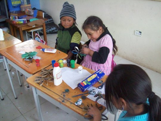 Essential classroom materials