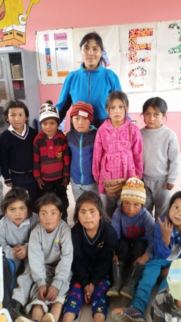 Education & nutrition for 100 children in Ecuador