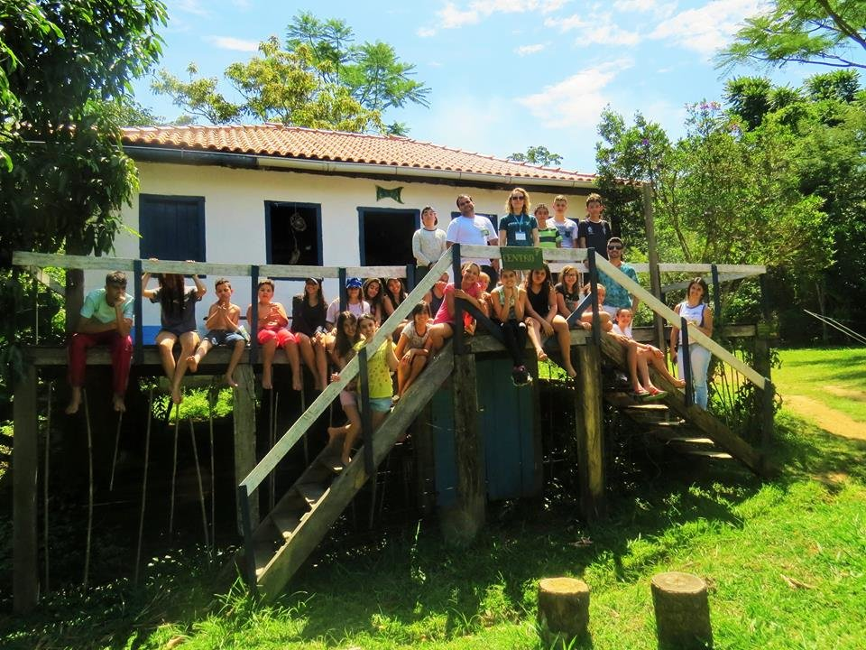 Reports On Young EcoLeaders Of The Brazilian Rainforest