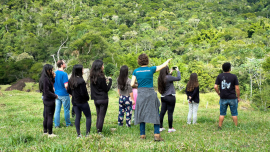 Discovering the wonders of the Atlantic Rainforest