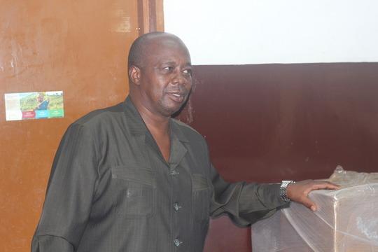 Dr. Kargbo