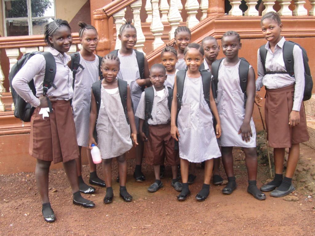 Dream Home Children Ready for School