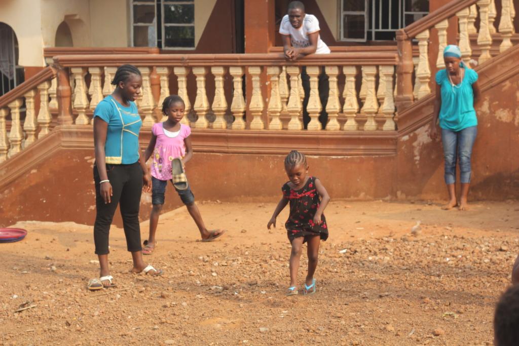 Dream Home children playing