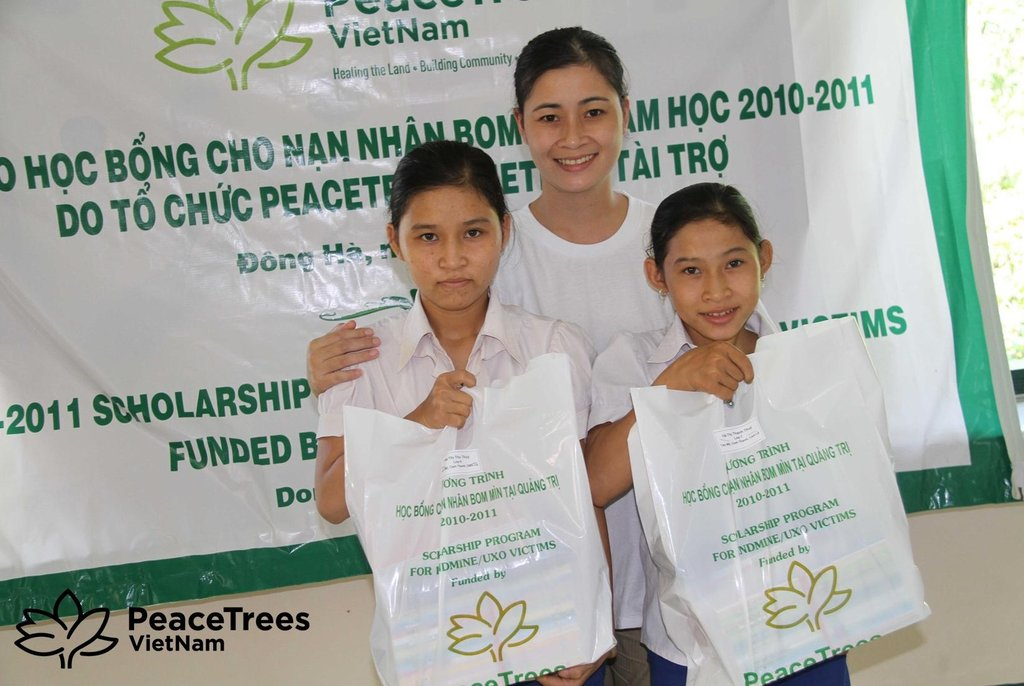 Fund Scholarships for Youth in Rural Vietnam